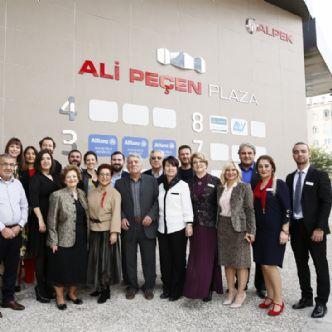 Ali Peçen Plaza Açılışı