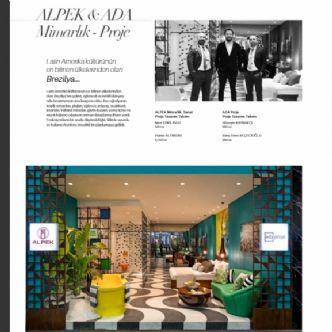 Alpek Mimarlık | Sanat Hotel Design Show 2019'da