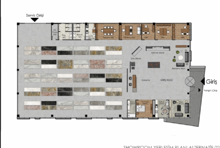 Cavdarlar Showroom 03plan